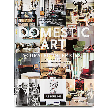 WH SMITH Domestic Art: Curated Interiors