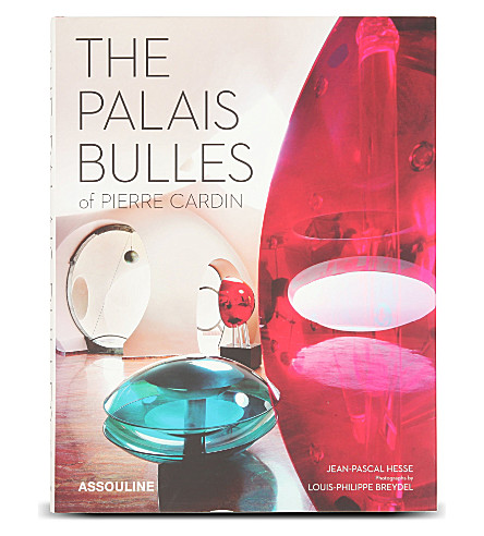 WH SMITH Le Palais Bulles of Pierre Cardin