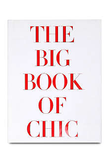 BOOKSHOP Big Book of Chic by Miles Redd