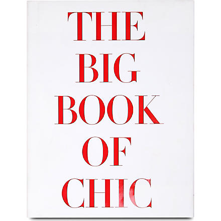 WH SMITH Big Book of Chic by Miles Redd