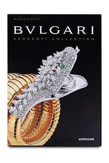 WH SMITH Bulgari Serpenti Collection