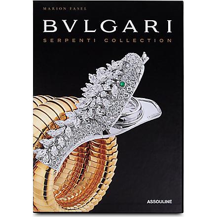 WH SMITH Bulgari Serpenti Collection