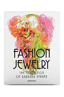 BOOKSHOP Fashion Jewelry: The Collection of Barbara Berger by Harrice Simmons Miller