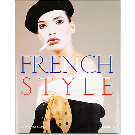 WH SMITH French style