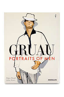 BOOKSHOP René Gruau: Portraits of Men by Rejane Bargiel and Sylvie Nissen