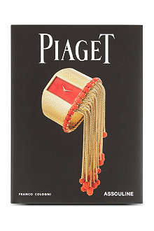 BOOKSHOP Piaget by Franco Cologni