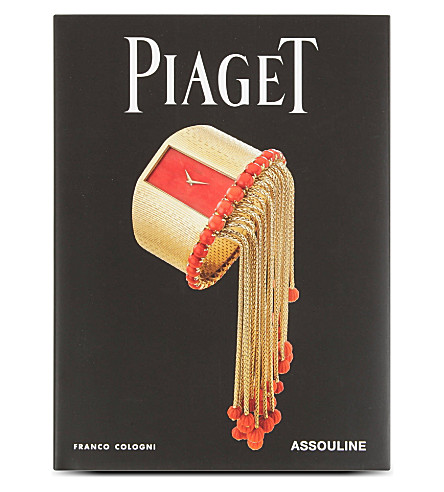 WH SMITH Piaget by Franco Cologni