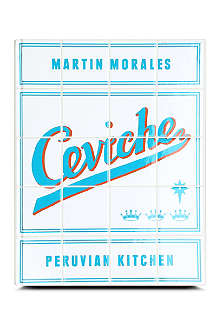 BOOKSHOP Ceviche: Peruvian Kitchen by Martin Morales