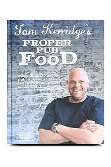 WH SMITH Tom Kerridge's Proper Pub Food by Tom Kerridge