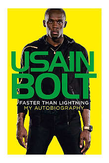 BOOKSHOP Faster Than Lightning: My Autobiography by Usain Bolt