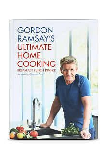 BOOKSHOP Gordon Ramsay's Ultimate Home Cooking