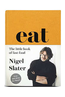 WH SMITH Eat: The Little Book of Fast Food by Nigel Slater