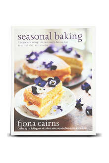 WH SMITH Seasonal Baking by Fiona Cairns