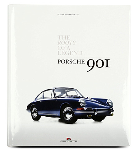 WH SMITH Porsche 901: The Roots of a Legend by Jurgen Lewandowski