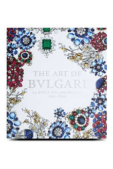 WH SMITH The Art of Bulgari by Amanda Triossi and Martin Chapman