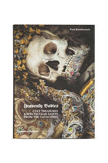 WH SMITH Heavenly Bodies: Cult Treasures & Spectacular Saints from the Catacombs