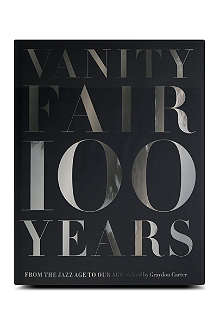 WH SMITH Vanity Fair 100 Years by Graydon Carter