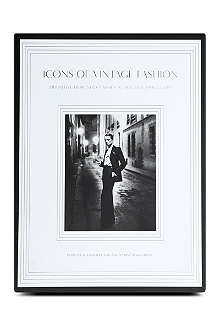 WH SMITH Icons of Vintage Fashion by Penelope Blanckaert and Angele Hernu