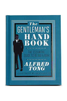 WH SMITH The Gentleman's Handbook by Alfred Tong