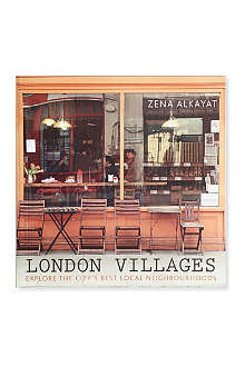 WH SMITH London Villages by Zena Alkayat and Kim Lightbody