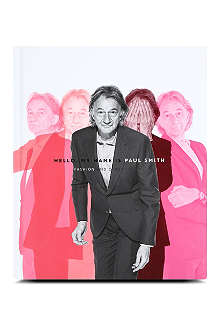 WH SMITH Hello, My Name is Paul Smith by Donna Loveday and Deyan Sudjic