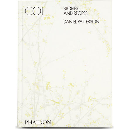 WH SMITH Coi: Stories & Recipes by Daniel Patterson