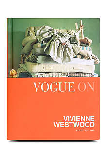 WH SMITH Vogue On: Vivienne Westwood by Linda Watson