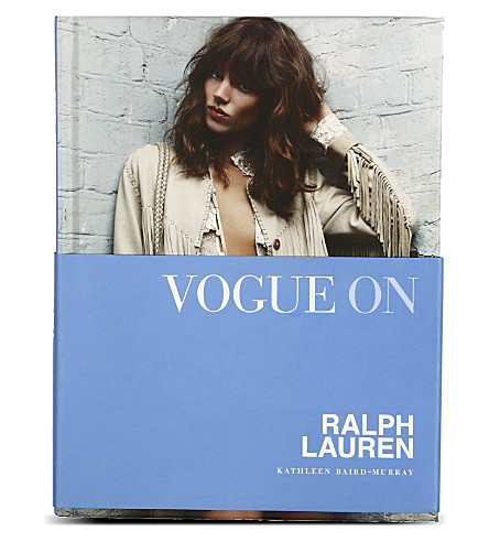 WH SMITH Vogue On: Ralph Lauren by Kathleen Baird-Murray