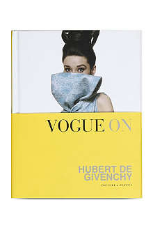 WH SMITH Vogue On: Hubert de Givenchy