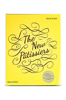 WH SMITH The New Patissiers by Olivier Dupon