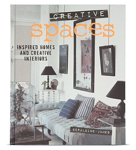 WH SMITH Creative Spaces by Geraldine James