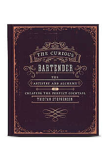 WH SMITH The Curious Bartender by Tristan Stephenson