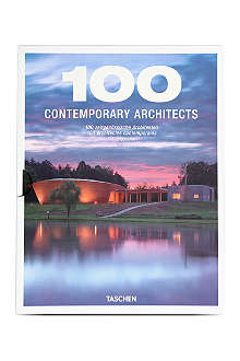 WH SMITH 100 Contemporary Architects by Philip Jodidio