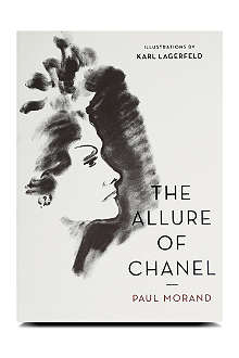 BOOKSHOP The Allure of Chanel Deluxe Illustrated Edition by Paul Morand
