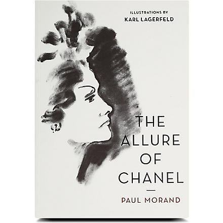 WH SMITH The Allure of Chanel Deluxe Illustrated Edition by Paul Morand