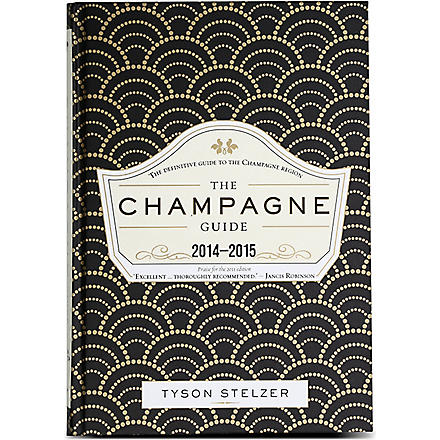 WH SMITH The Champagne Guide  2014-2015 by Tyson Stelzer