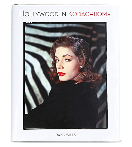 WH SMITH Hollywood in Kodachrome by David Mills and Stephen Schmidt