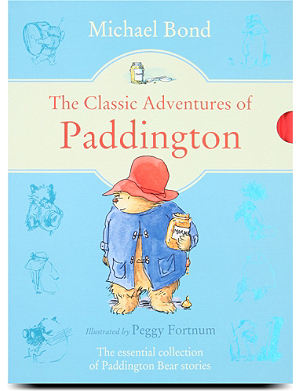 WH SMITH The classic adventures of Paddington