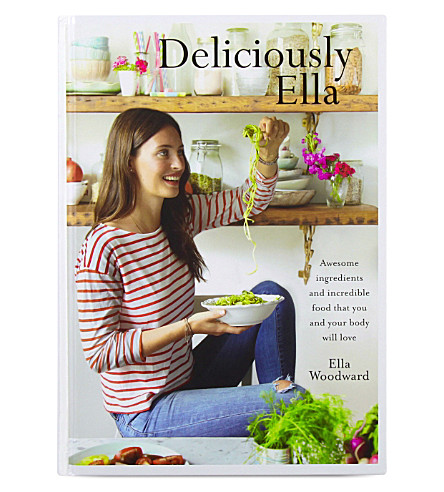 WH SMITH Deliciously Ella by Ella Woodward