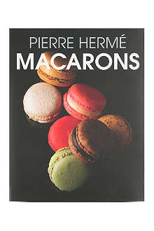 BOOKSHOP Macarons by Pierre Herme
