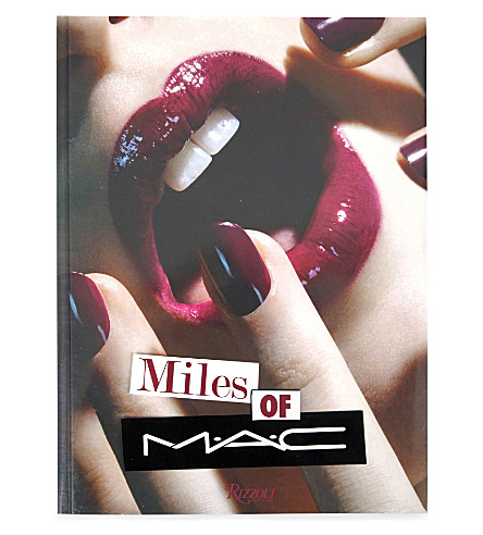 WH SMITH Miles of M.A.C by James Gager