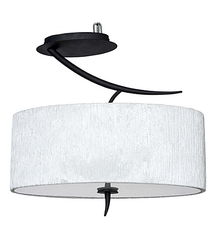 LIGHT SHOP Adam flush ceiling light