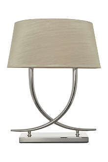 LIGHT SHOP Aria cross horn table lamp