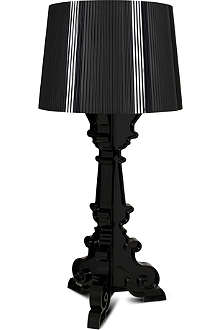 KARTELL Kartell bourgie table lamp black