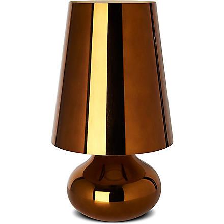 KARTELL Kartell Cindy table lamp bronze (Bronze
