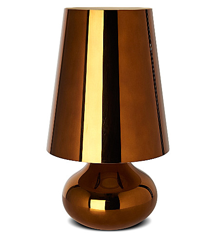 KARTELL Kartell Cindy table lamp bronze (Bronze