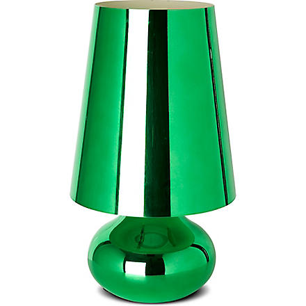 KARTELL Kartell Cindy table lamp green (Mint+green