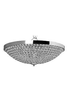 LIGHT SHOP Gardner medium crystal ceiling light