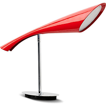 LIGHT SHOP Gruppo telescopic desk lamp red (Red