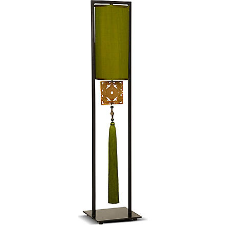 LIGHT SHOP Jade table lamp
